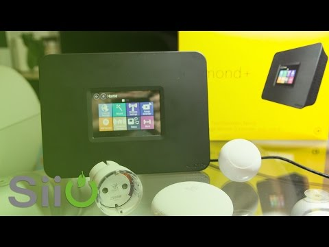 Almond+ (Plus) Smart Home Touchscreen Router mit Zigbee & Z-Wave im Test - Teil 2 | SmartHome Blog