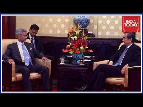 Foreign Secretary, S.Jaishankar Visits China For Key Meet In Beijing