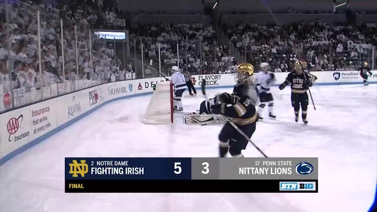 Penn state mens hockey tv