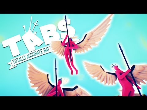 TABS - Amazing Viking Valkyries! - Totally Accurate Battle Simulator Multiplayer