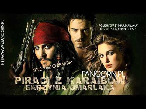 (Piraci z Karaibów) Pirates of the Caribbean Hello Beastie