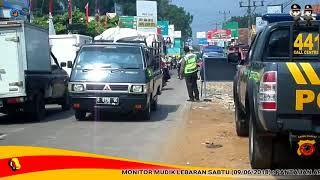 Download Video Pantauan Arus Mudik 2018 di Wilayah Talaga - Majalengka MP3 3GP MP4