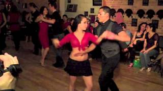 Salsa and the stiff upper lip - the English perspective on Latin Dance