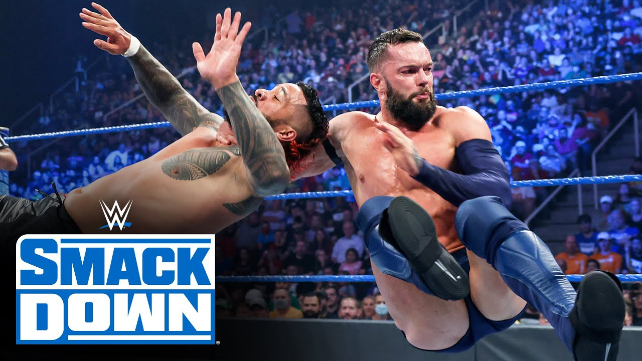 Download Big E & Finn Bálor vs. The Usos: SmackDown, Sept. 17, 2021