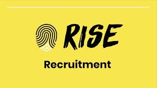 Part 2: Recruitment