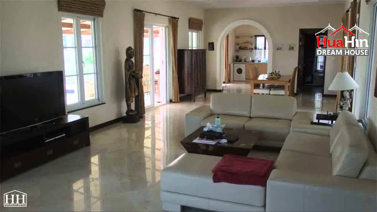 Cute house for sale in hua hin south hhdh6766 youtube for Dream house com