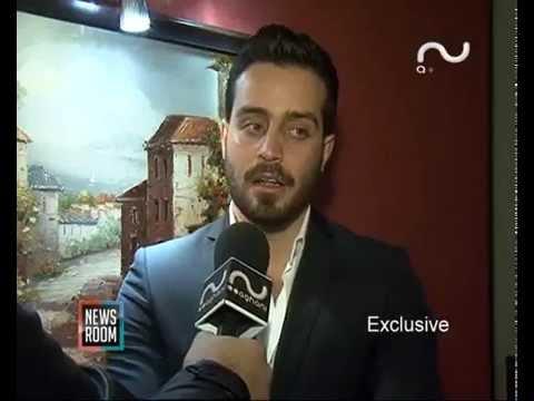 سعد رمضان: عم فكر بمهنة تانية غير الفن لأضمن مستقبلي