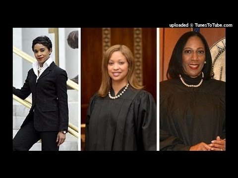 News: 9 Black Women Became Judges In Alabama On Tuesday Night But Nobodies Talking About It