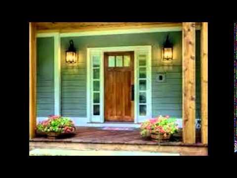 exterior fibre glass doors
