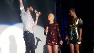 Sasha Benny Erik feat Ana Torroja - Vivimos Siempre Juntos - Auditorio Nacional