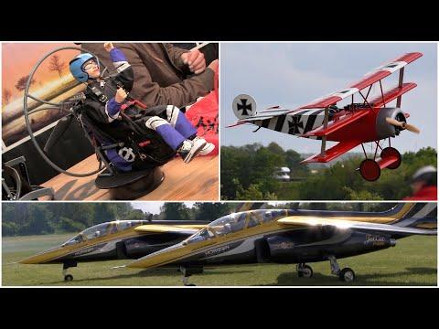 Flugmodellbau-Messe ProWing in Bad Sassendorf 2019