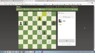 018-Ежедневная тактика на chess.com