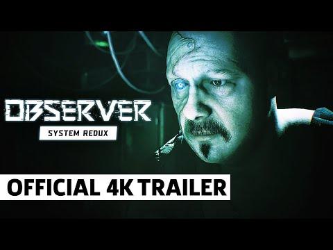 Observer System Redux - Official Next-Gen Graphics Comparison Trailer
