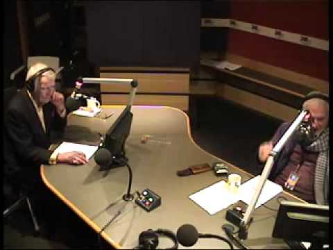 Ray Lawrence co-hosting 3AW Nighline with Philip Brady Mon 030815
