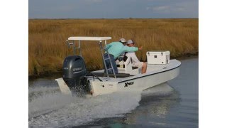 New 2015 Xpress Boats Skiff 165 Available For Sale in Stapleton & Theodore, AL near Mobile, Alabama