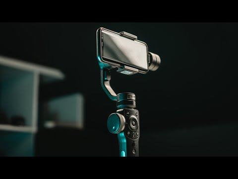 best-smartphone-gimbal-2019- -zhiyun-smooth-4-review