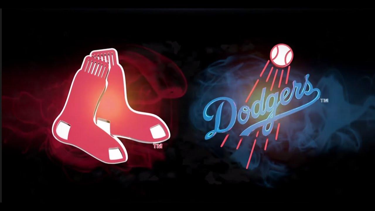 MLB 15 The Show gameplay 波士頓紅襪 vs 洛杉磯道奇 (Boston Red Sox vs LA Dodgers) - YouTube