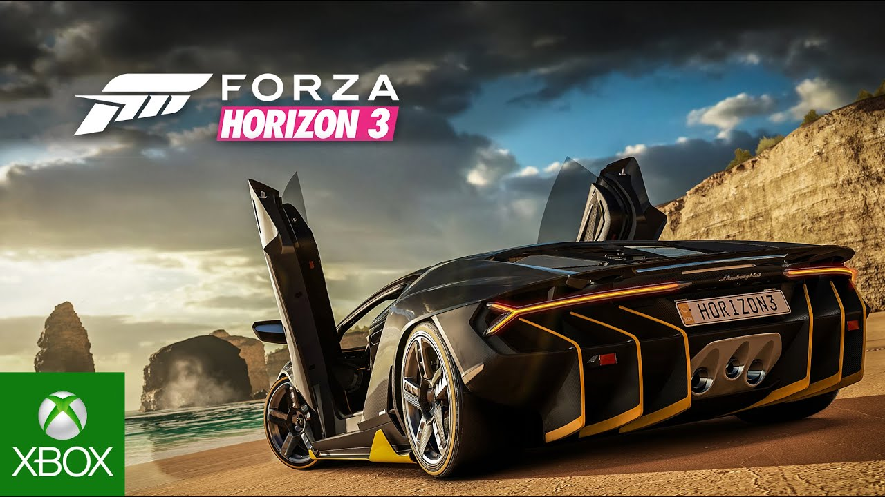 Forza Horizon 3 Trailer Oficial E3 Youtube