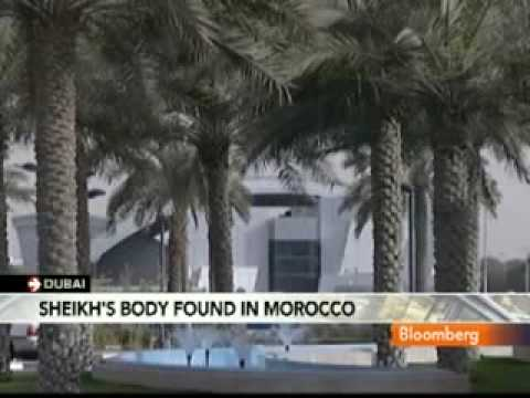 Abu Dhabi Wealth Fund Chief's Body 7 Found in Morocco: Video