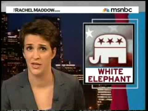 "Maddow:  Racist Jackass Buchanan is Leading a GOP ""Southern Strategy Part 2"""