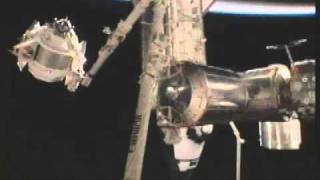 STS 134 Space SHuttle Endeavour AMS 02 Install timelapse