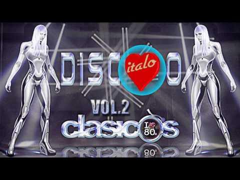ITALO DISCO CLASICOS 80's VOL.2