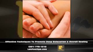 Massage Therapy Rockville Maryland - Lan Foot Spa
