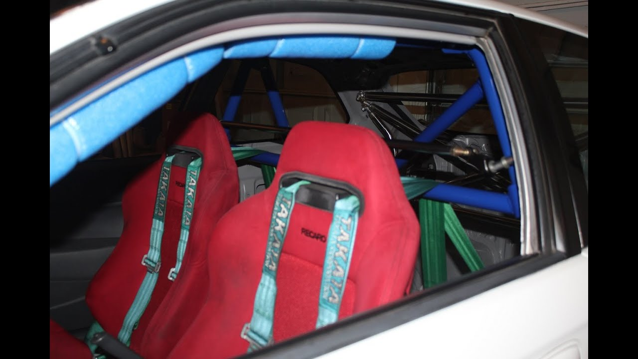 how to install racing harness with michael flare youtube rh youtube com Used Acura RSX Type S 2003 Acura RSX Seat Rail
