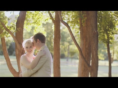 Sweet Movie-Themed Wedding film at The Springs Events