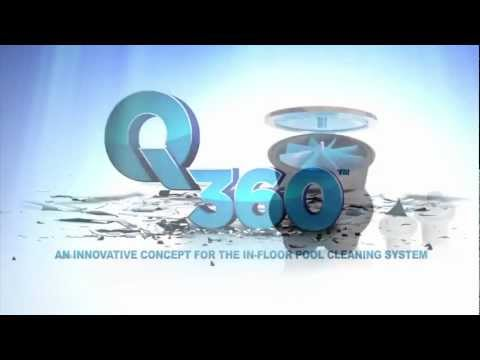Free Shipping on the Q360 In-Floor System at www.PoolSuppliesToGo.com