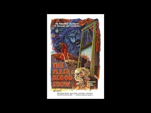 The Flesh and Blood Show - Movie Trailer (1972)
