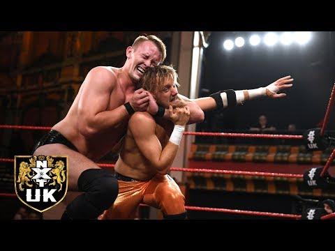 Marcel Barthel vs. Mark Andrews: NXT UK, Dec. 26, 2018