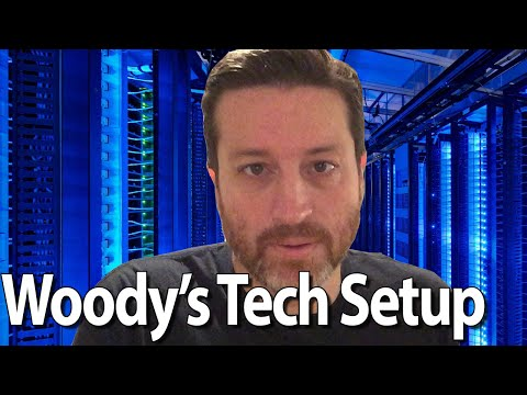 The Tech Side of Woody's House by @GammaLabs