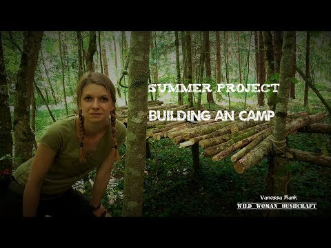 building-an-elevated-jungle-shelter--#1---vanessa-blank---4k
