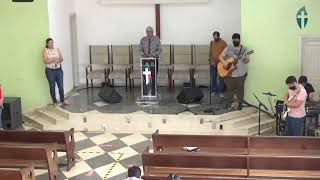 #80 - Culto Online | Rev. Robson Ramalho