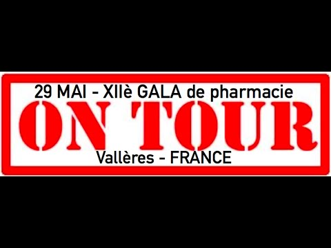 TEASER - The Pharmacists au Gala Pharma de Tours
