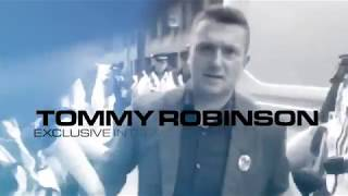 Tommy Robinson & Ezra Levant EXCLUSIVE interview on his Prison Treatment