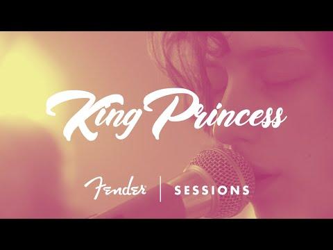 King Princess | Fender Sessions | Fender