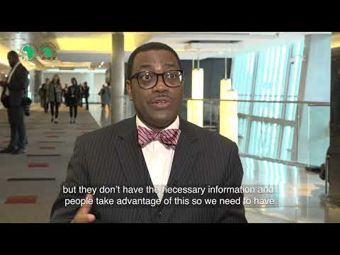 Interview with Akinwumi Adesina, President, African Development Bank Group, (AIF 2019)