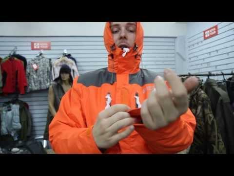 видео: Штормовая мембранная куртка nova tour «Шторм v.2», мужская. Обзор