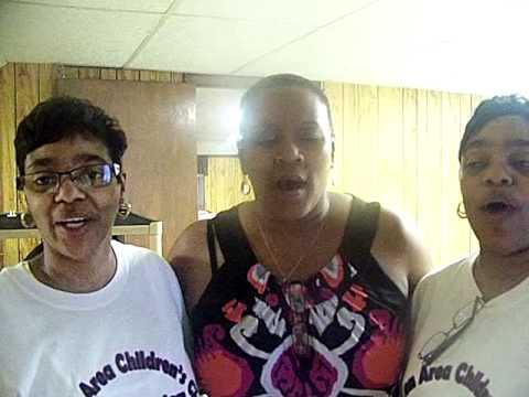 Benita Jemison, Renita Davis and Naretta Hardy singing a song from their childhood!!