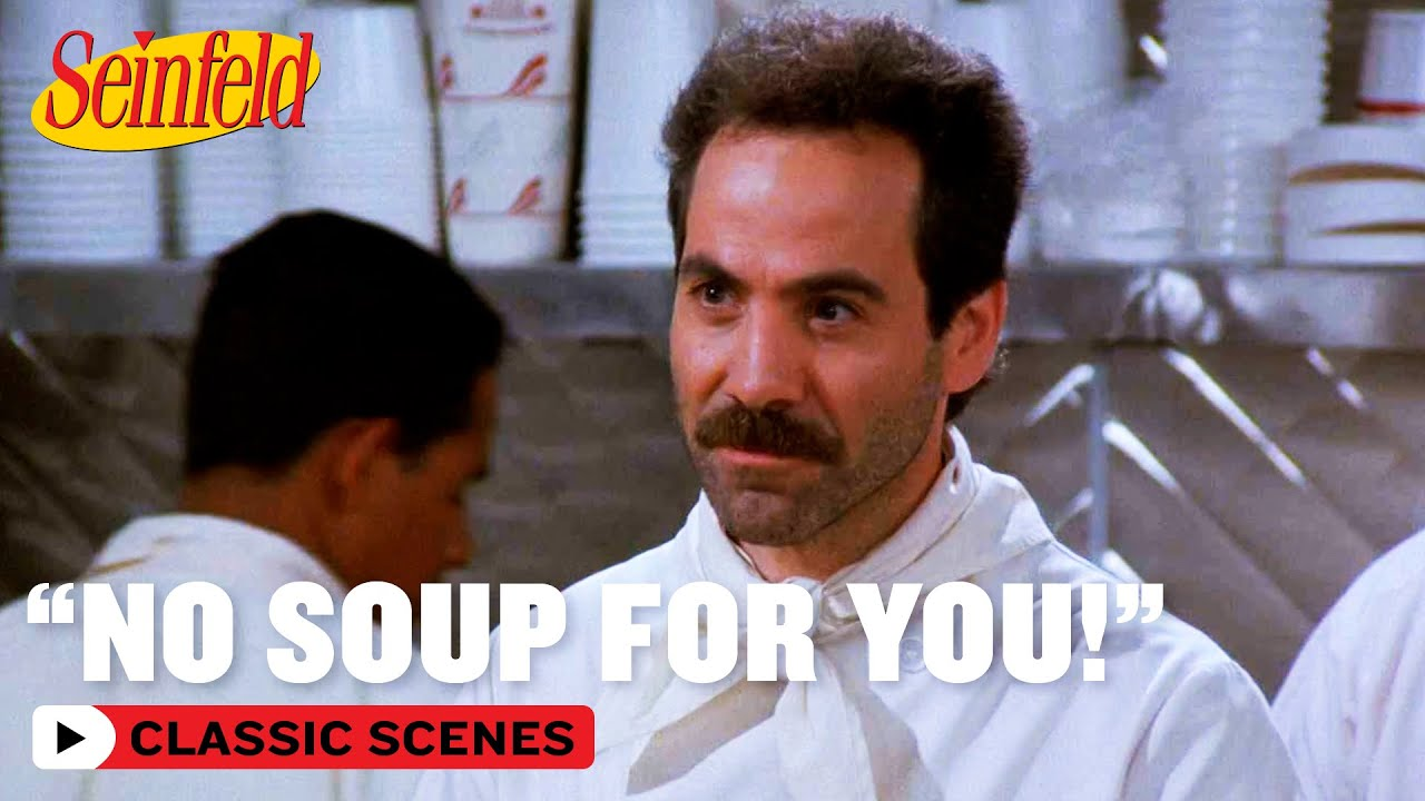 """Download """"No Soup For You!"""" 
