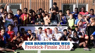 FREEKICK-FINALE 2018 | Der Hamburger Weg