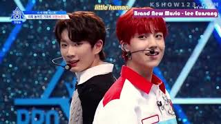 [PRODUCEX101] X1 Members  Audition and First Grade