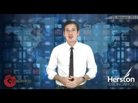 ABN Newswire: Clifford Bennett Market Overview Jan 21, 2011
