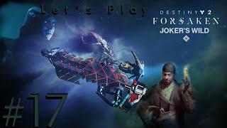 Destiny 2: Jokers Wild [Xbox One] - Part 17 -  Zero Hour Cheese