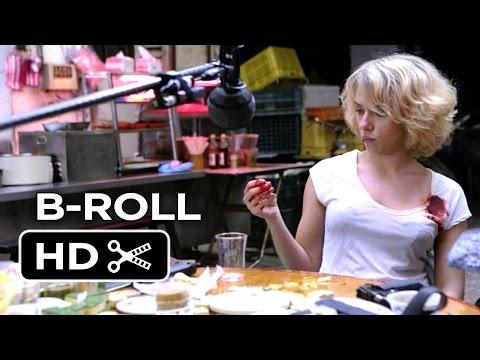 Lucy B-ROLL 1 (2014) - Scarlett Johansson Sci-Fi Action Movie HD