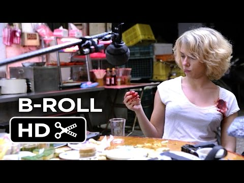 Lucy B-ROLL 1 (2014) - Scarlett Johansson Sci-Fi Action Movie HD streaming vf