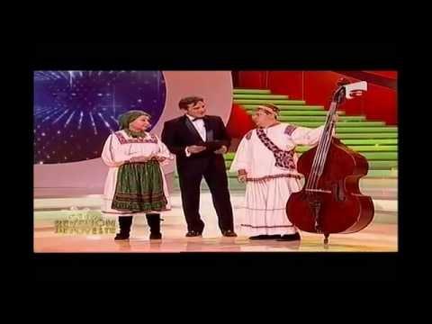 """Gabriel Duțu - """"Revelion de poveste"""" (Antena 1)"""