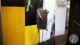 Versatrax 100™ Mark II Cable Drive Climbs Wire